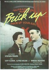 "CPM -Carte postale Affiche de film"" PRICK UP "" N°A-C 1296"