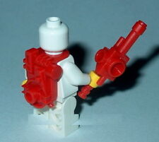 ACCESSORY Lego Compatible Ghostbusters- Proton Pack & Partical Gun NEW Red