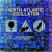 North Atlantic Oscillation - Lightning Strikes the Library (A Collection, 2016)