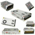 Universal 12/24/48V 2/3/5/10/15/20/30A Switch Power Supply Driver For LED Strip