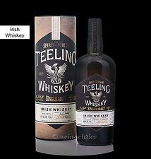 TEELING Single Malt Dublin Irish Whiskey - non chill filtered Irland