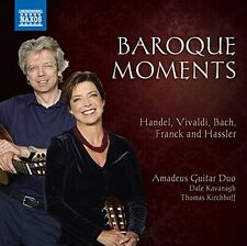 BAROQUE MOMENTS AMADEUS GUITAR DUO GUITAR COLLECTION NEW SEALED CD
