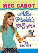 The New Girl (Allie Finkle's Rules for Girls, No. 2)-ExLibrary