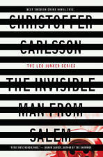 The Invisible Man from Salem (Leo Junker)-ExLibrary