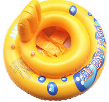 Baby Infant Inflatable Swimming Aid Trainer Seat Ring 0-1 years