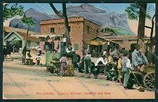 Palermo Costumi Siciliani cartolina QQ0857