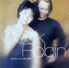 COCK ROBIN : BEST OF COCK ROBIN / CD (COLUMBIA COL 469206 2) - NEU