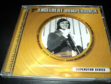 "CD NEUF ""THE BEST OF ENGELBERT HUMPERDINCK"" superstar series"