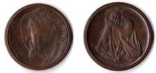 Medaglia Comm. Giotto 1267-1967 (Inc. Monassi) 7° Centen. Della Nascita Bronzo