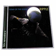 Ripple - Sons Of Gods    CDBBR 0240  New cd  + bonustrack