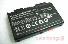 + Genuine CLEVO battery P170 P170HM,P150HMBAT-8 6-87-X710S-4271 ,14.8v 5200mah