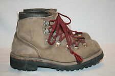 Womens Vintage VASQUE Size 5.5 Mountaineering Hiking Boots