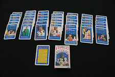 P1344 France cartes Ducale Ancien jeu de 7 familles Bonne nuit les petits