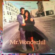 Mr. Wonderful / Widescreen  - LASERDISC  Buy 6 for free shipping