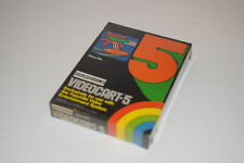 Fairchild Channel F VideoCartridge 5 SPace War New In Box