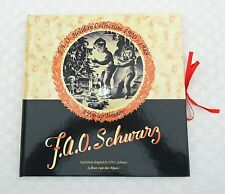 1997 F.A.O. Schwarz Holiday Collection 1920-1948 Pop Up Book - Ron van der Meer