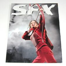 SFX Magazine Text-Free Cover  ISSUE 267 THE HUNGER GAMES JENNIFER LAWRENCE