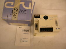NEW NSD VS-2-1M SENSOR CONTROLLER VARI SWITCH FOR PLC AUTOMATION MACHINE SHOP