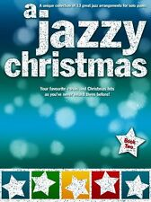 A Jazzy Christmas Learn to Play Pop Xmas Carols Songs Piano Music Book 2