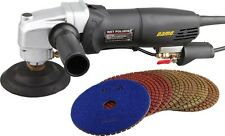 DAMO Variable Speed Polisher Granite / Concrete Wet Polishing Kit