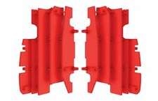 Polisport plastic Radiator louvers Honda CR 125/250 2005-2007 - Red