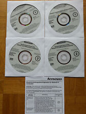 DVD RECOVERY SET-Lenovo ThinkPad t440p t440s win8.1 Windows 8.1 Pro 64bit