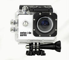SWISS GO ACTION CAM HIPPO EXTREME SPORTS NUOVA ED ORIGINALE!!!