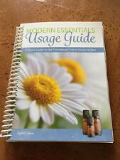 Mini Modern Essentials NEW 8th Edition Book-Essential oil bible doTERRA & others