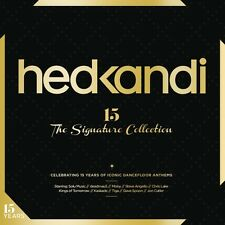 Various Artists -Hed Kandi - 15 Years, The Signature CD Brand New