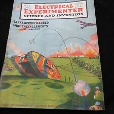 ELECTRICAL EXPERIMENTER / SCIENCE AND INVENTION, DECEMBER, 1918 ( B # 28)