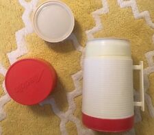 ALADDIN'S Vintage Thermos ~ HY-LO ~ Pint - Wide Mouth - Made In USA - American