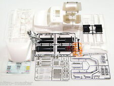 NEW TAMIYA FORD AEROMAX 1/14 Body Plastics Kit White TV2