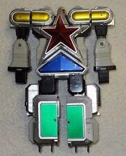 MIGHTY MORPHIN POWER RANGERS SUPER ZEO MEGAZORD 1996 BANDAI PARTS