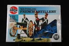 XM099 AIRFIX 1/72 maquette figurine 01737 Waterloo French Artillery NB 1986