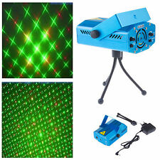 Mini LED Laser Light Party Club KTV Disco DJ Stage Lighting Projector Lamp New