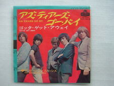 THE ROLLING STONES AS TEARS GO BY / JAPAN 7INCH