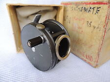 "Boxed Vintage Hardy Perfect 3 3/4"" Salmon Fly Fishing Reel."