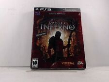 DANTE'S INFERNO DIVINE EDITION --- PLAYSTATION 3 PS3 Complete CIB w/ Box, Manual