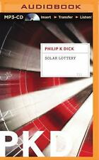 Solar Lottery by Philip K. Dick (2015, MP3 CD, Unabridged)