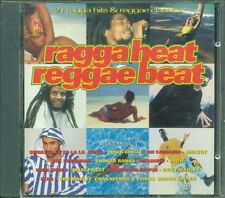 Ragga Heat Reggae Beat – Inner Circle/Bob Marley/Snow/Shabba Ranks Cd Ottimo