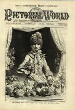 1879 french fete at the albert hall sarah bernhardt de décrochage
