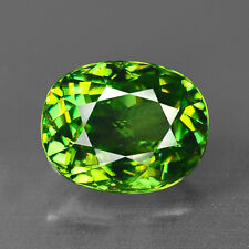 2.19CTS GORGEOUS LUSTER NATURAL RICH GREEN SPHENE TITANITE VIDEO IN DESCRIPTION