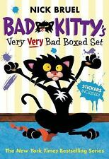 Bad Kitty: Bad Kitty's Very Very Bad Set by Nick Bruel (2014, Quantity pack)