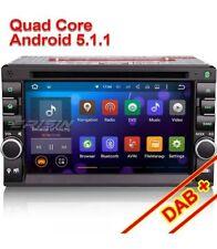 AUTORADIO 2 DIN GPS  ANDROID 5.1 DAB+ WIFI 3G USB ES3646U