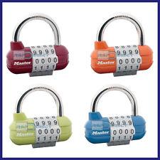 Master Lock 1523d combinación Candado