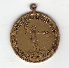 Medaille z. Erinnerung a. m. Dienstzeit Reserve 1889-90 gedient unter 3 Kaisern