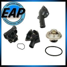 For VW Gof Jetta Passat 2.8L VR6 Thermostat Housing w/ Thermostat and Cover NEW