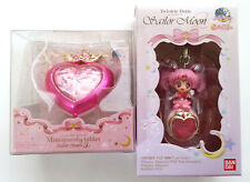 Sailor Moon - Miniaturely Tablet & Twinkle Dolly SET B - Chibimoon Locket