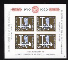 Schweiz Block 17 postfrisch