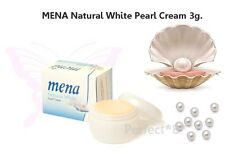 Mena Natural White Pearl Cream For Whitening Lightening Skin Anti Aging Spots 3g